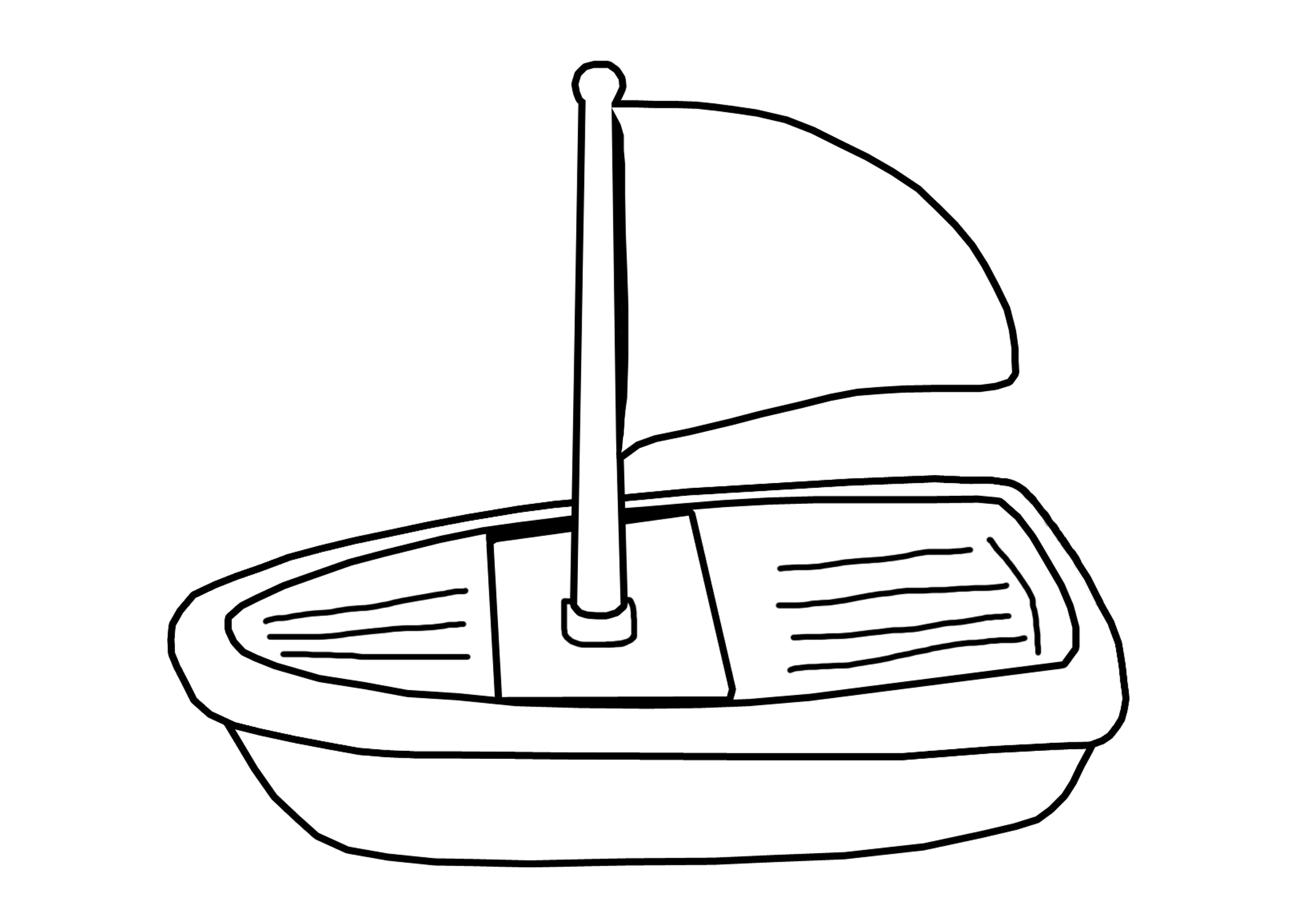 Boat Pictures For Kids
