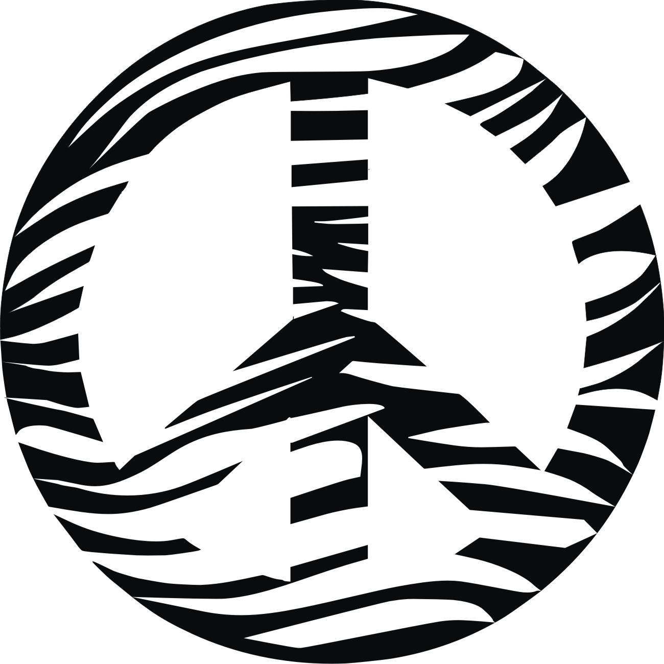 Free Zebra Print Clip Art
