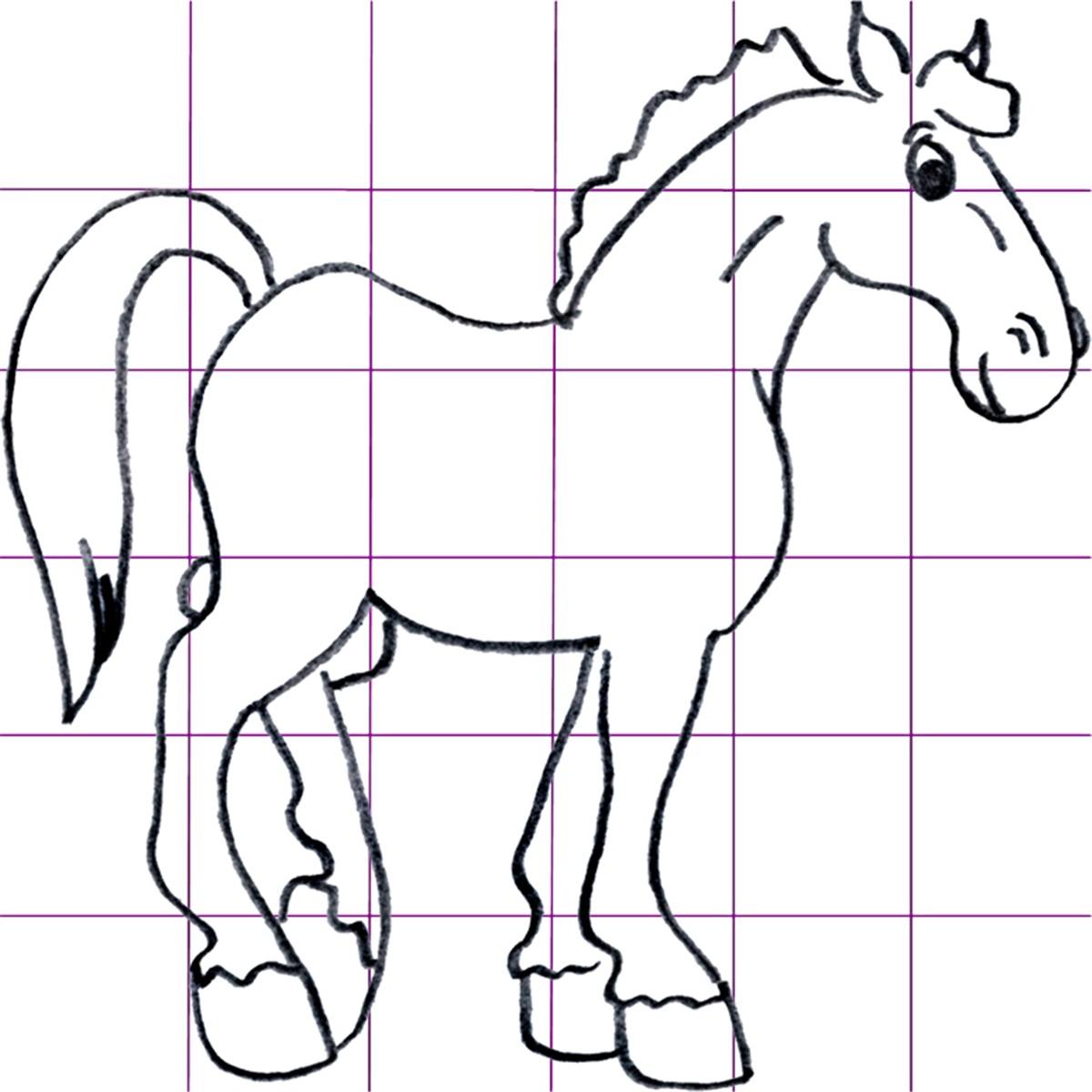 Cartoon Horses Images
