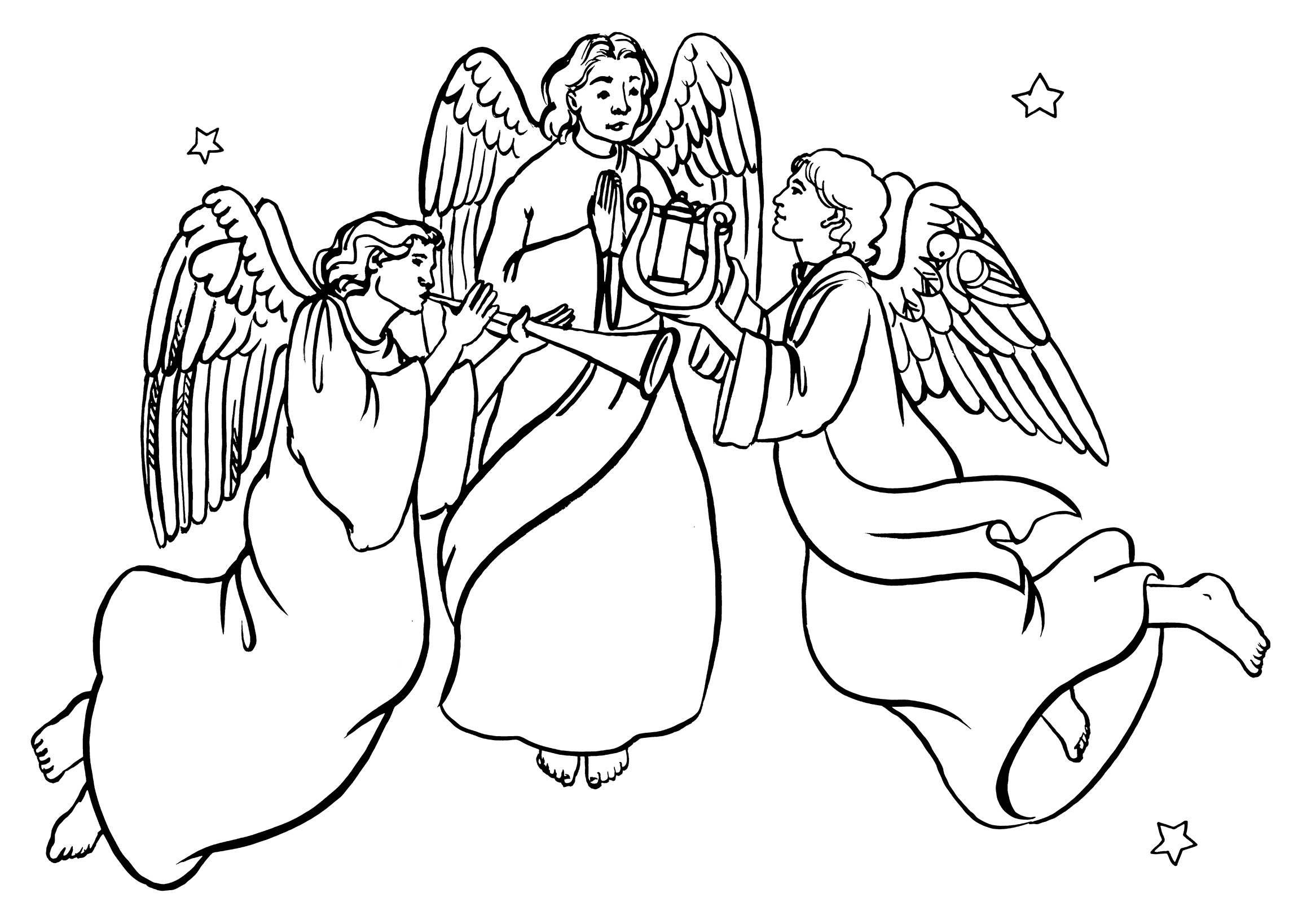 Angels Singing Pictures