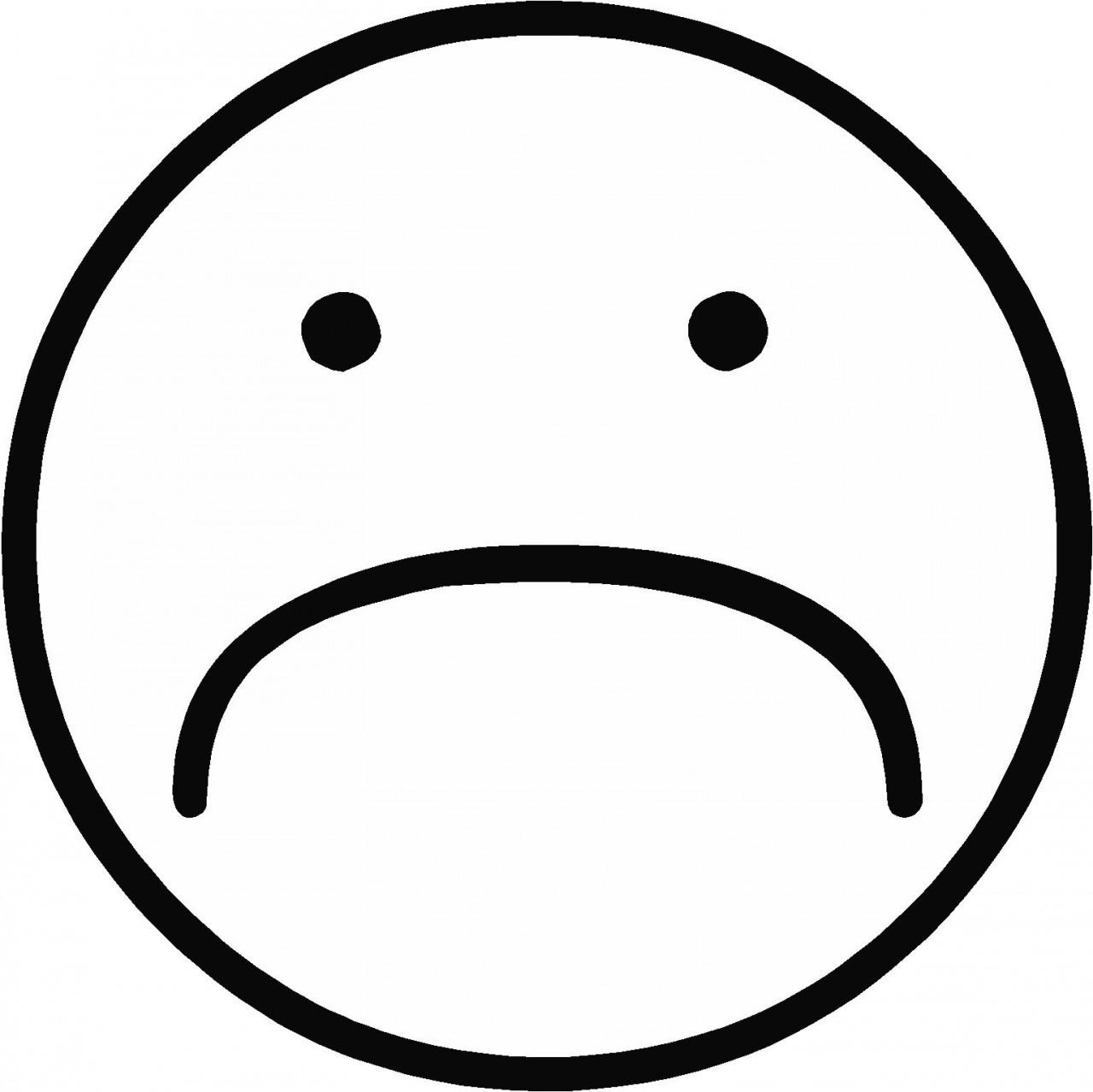 Happy Sad Faces Clip Art
