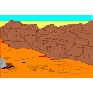 Grand Canyon Clipart Cliparts Of Grand Canyon Free