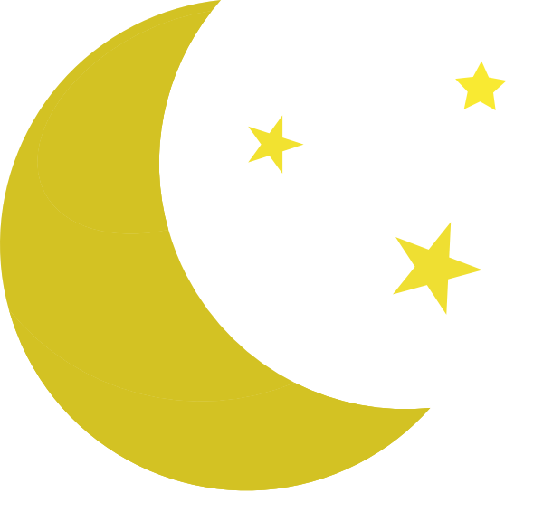 Moon and stars clip art vector clip art online royalty free