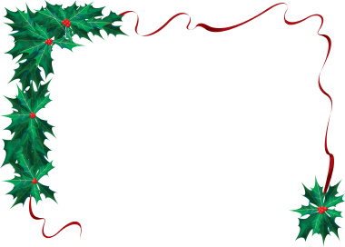 christmas borders clipart merry christmas and happy new year 2018 rh christmas new year com christmas border clip art free download christmas border clipart for word