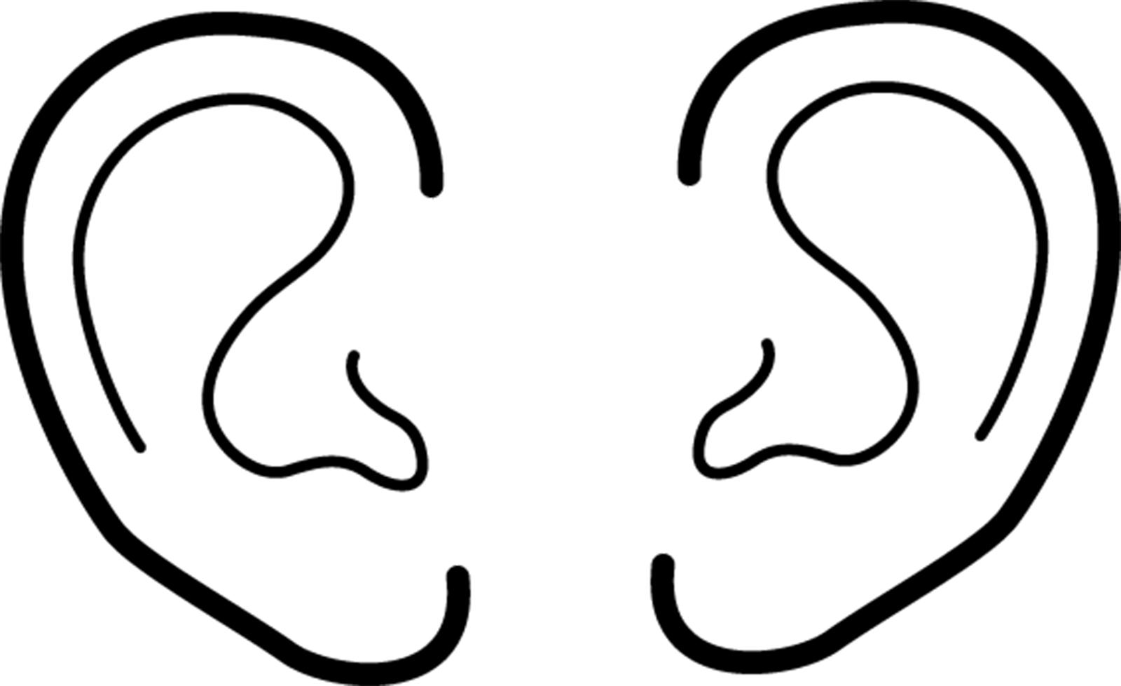 Ear Clipart Clip Art Clip Art Free Clip Art Borders Clip