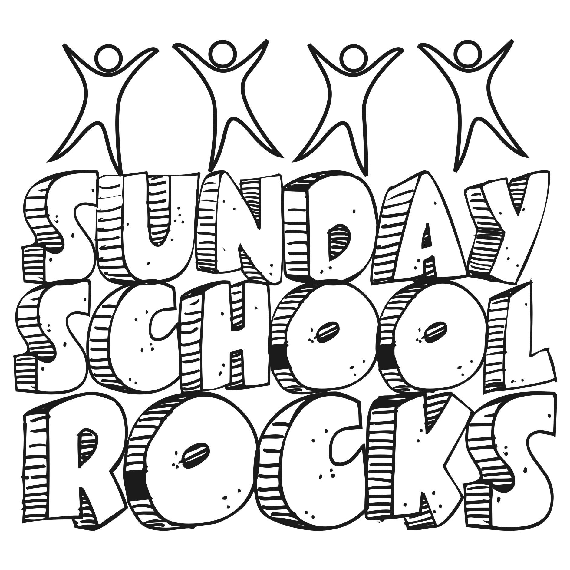 Sunday School Clipart 2 Image