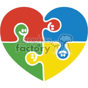 Download Autism clipart heart pictures on Cliparts Pub 2020!