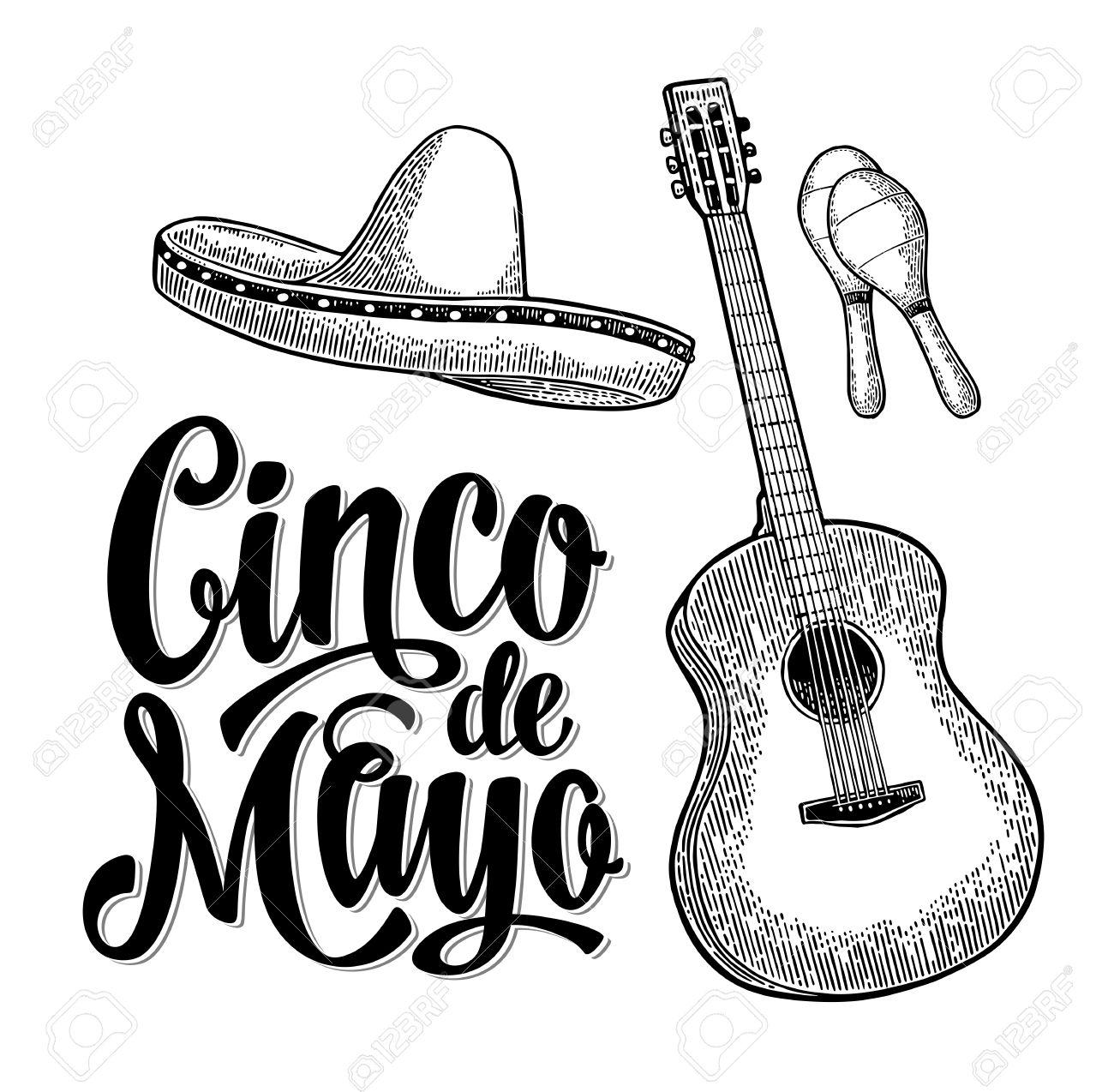 Maracas Clipart Cinco De Mayo Pictures On Cliparts Pub