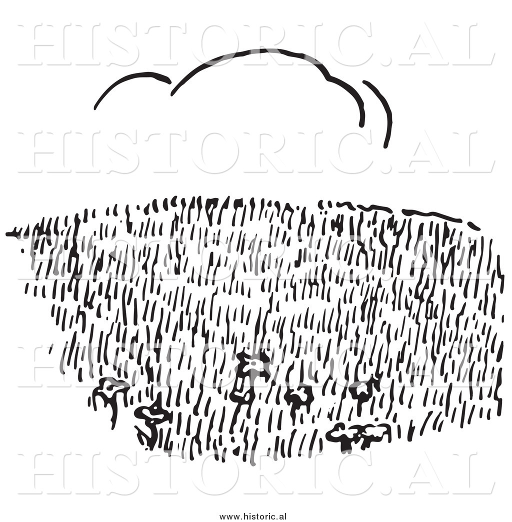 Field Clipart Black And White 4 Clipart Station