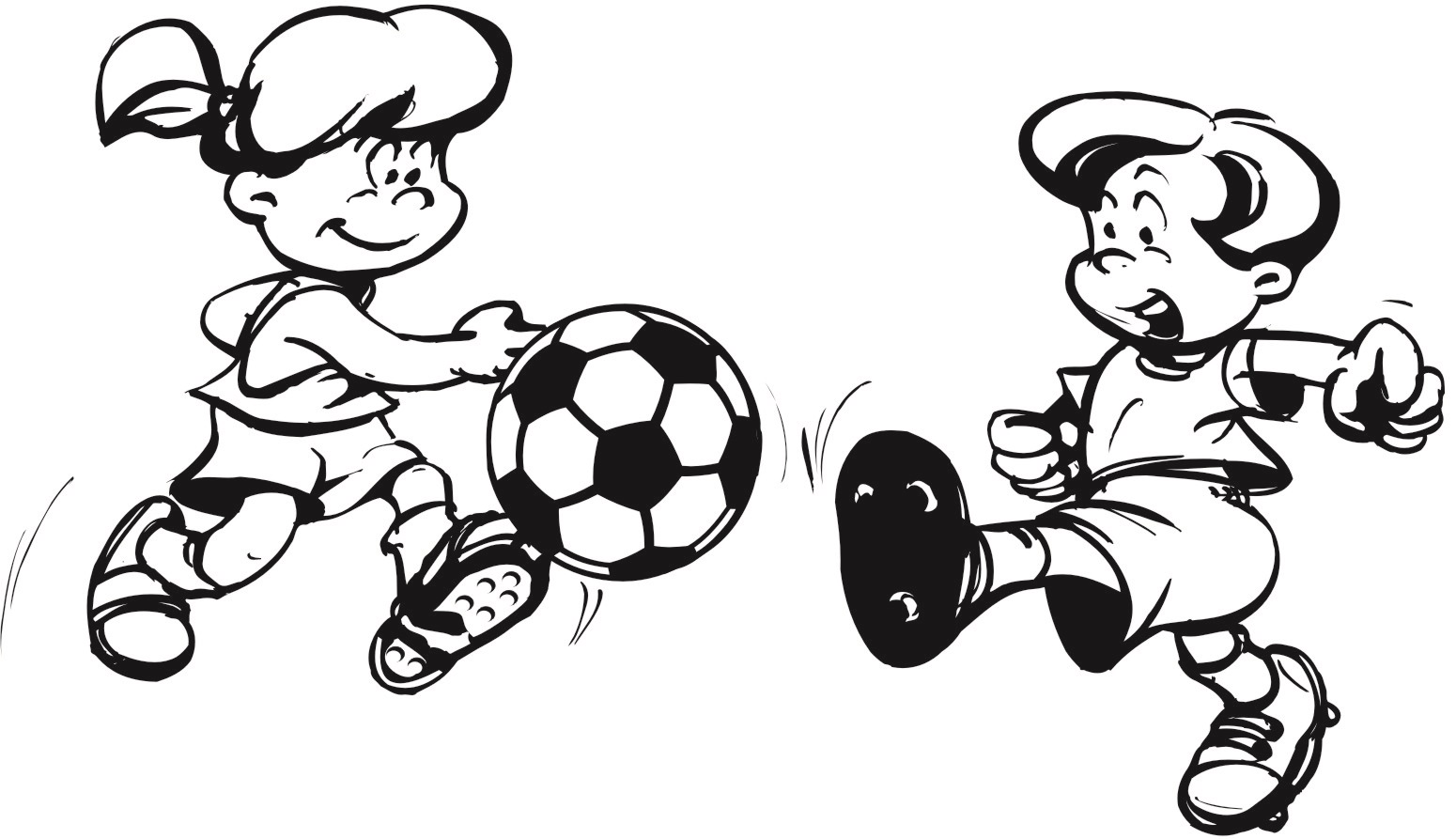 Fu Ball Clipart Kinder 6 Clipart Station