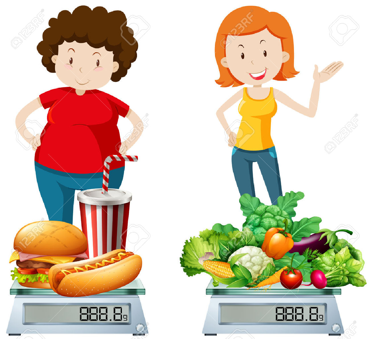 Healthy Person Clipart 12 Clipart Station