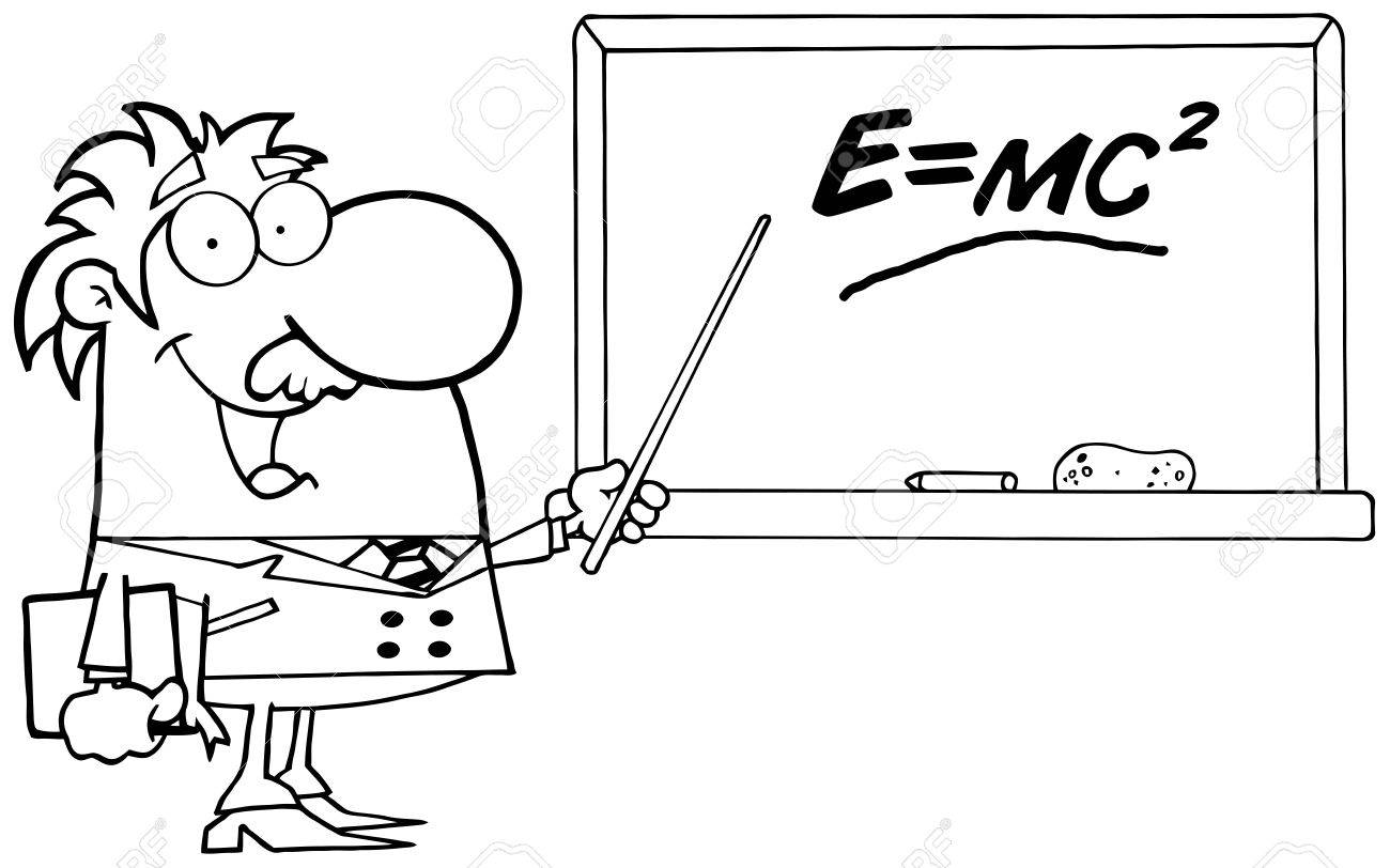Physics Clipart Black And White 7 Clipart Station