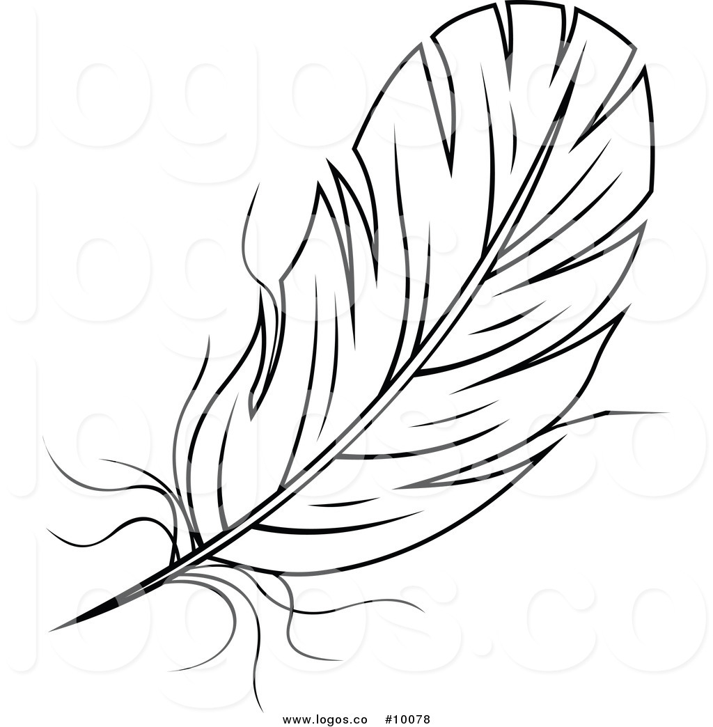 Quill Clipart Black And White 6 Clipart Station