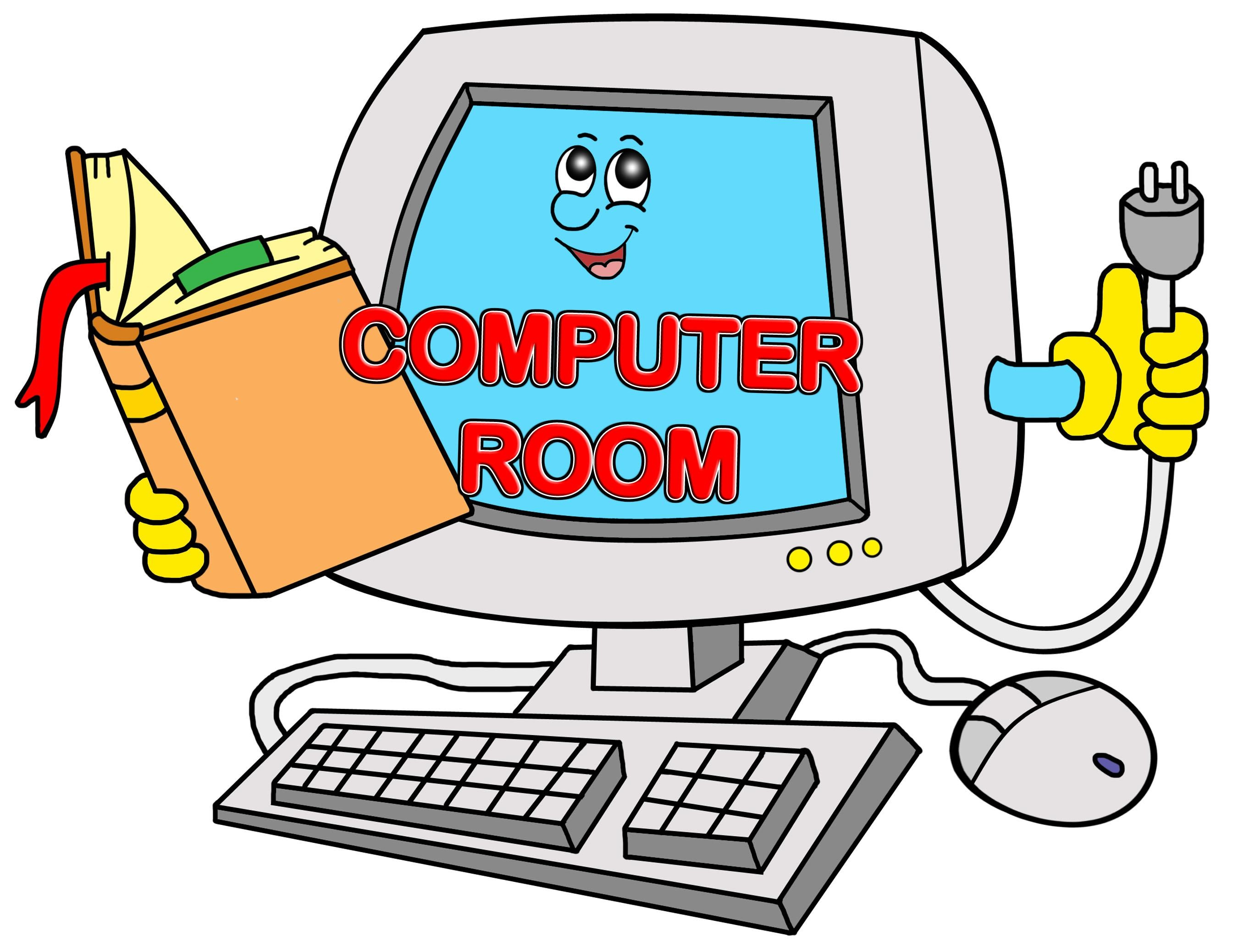 School Computer Lab Clipart 8 Clipart Station