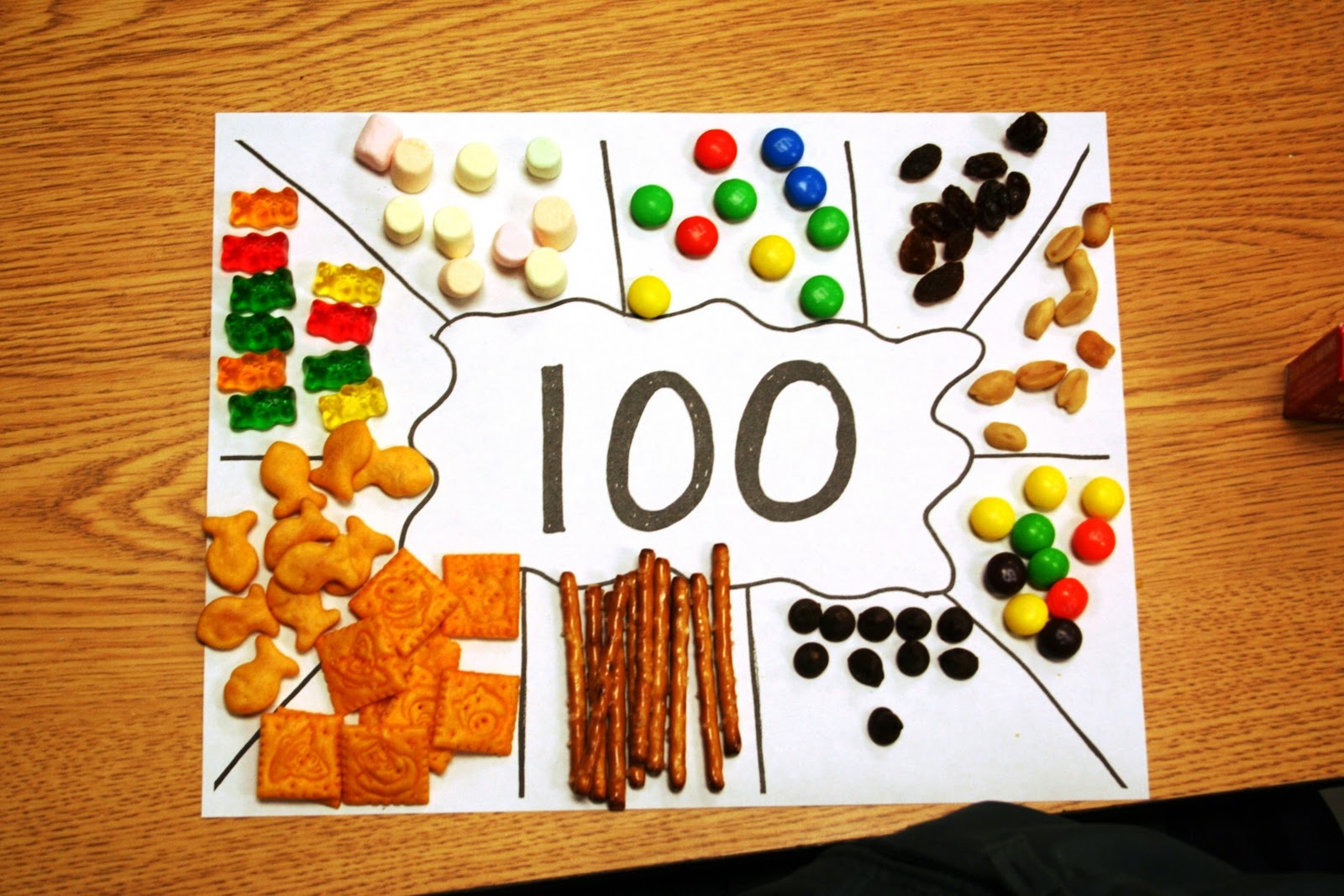 100 Day Snack Clipart 20 Free Cliparts
