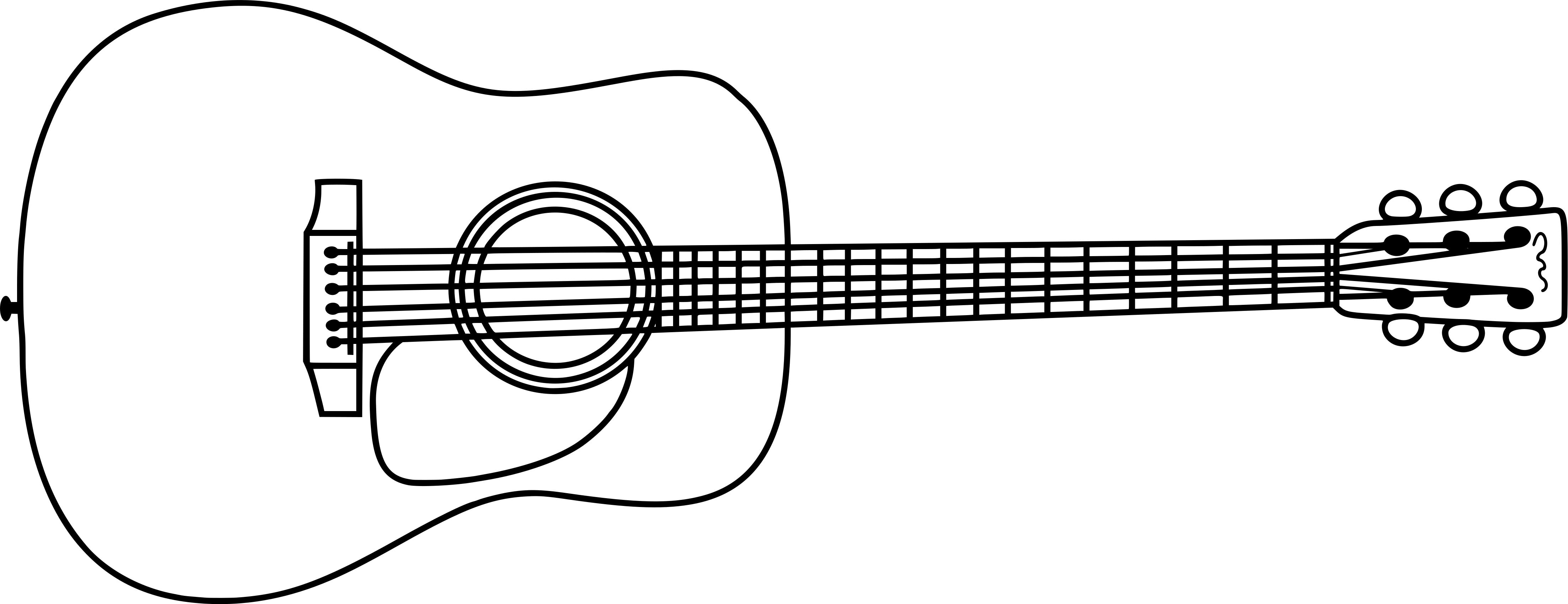12 String Guitar Clipart 30 Free Cliparts