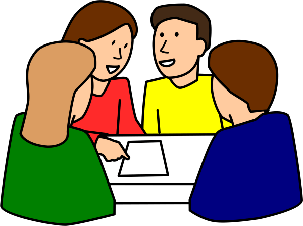Group work clipart - Clipground