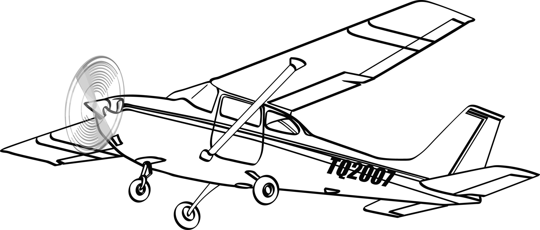 Cessna Clipart