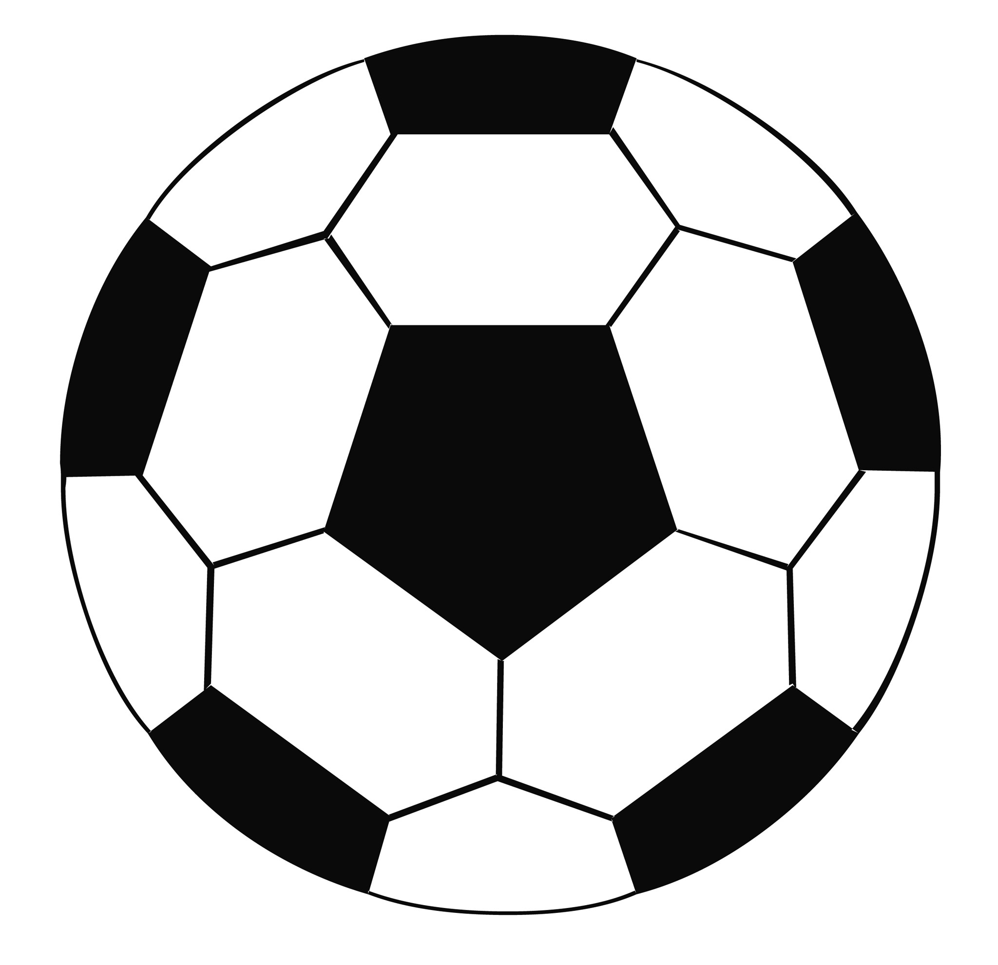 Soccer Ball Clipart Vector Free 20 Free Cliparts