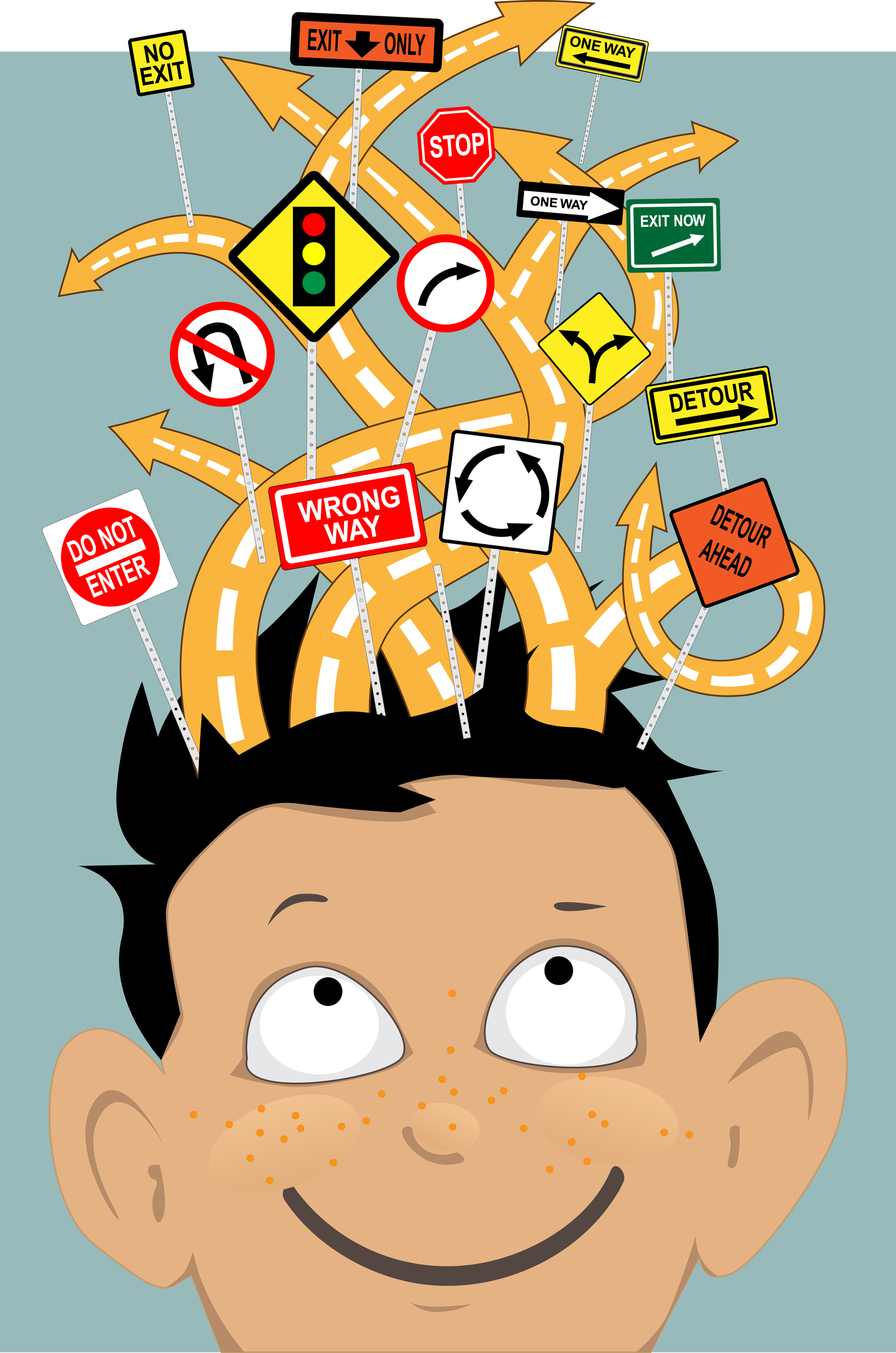 Adhd Students Need Help Clipart 10 Free Cliparts