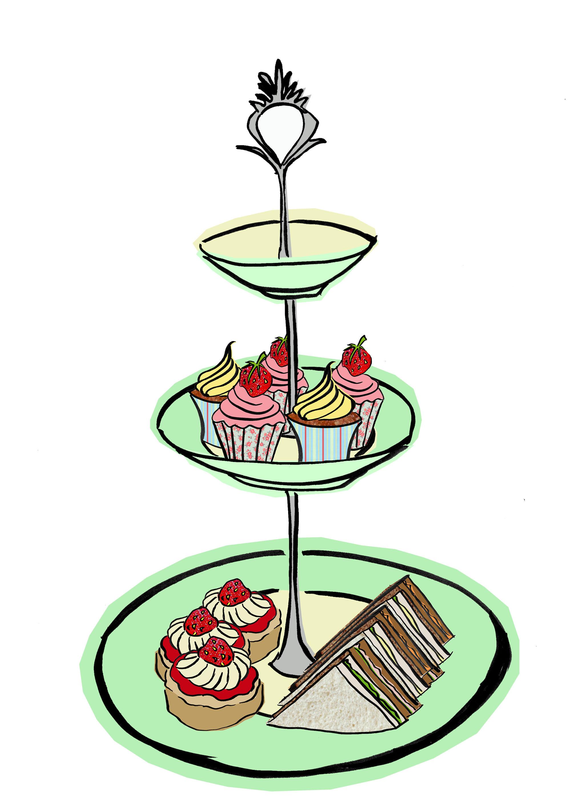 English Tea Cup Clip Art