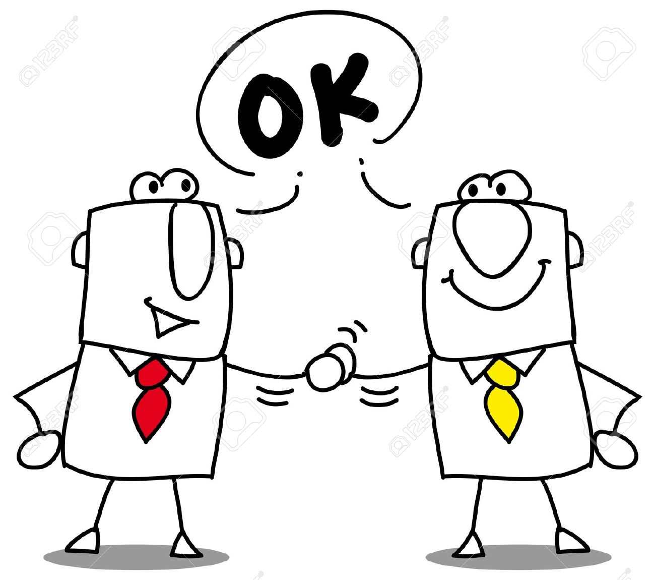 Agreement Clipart