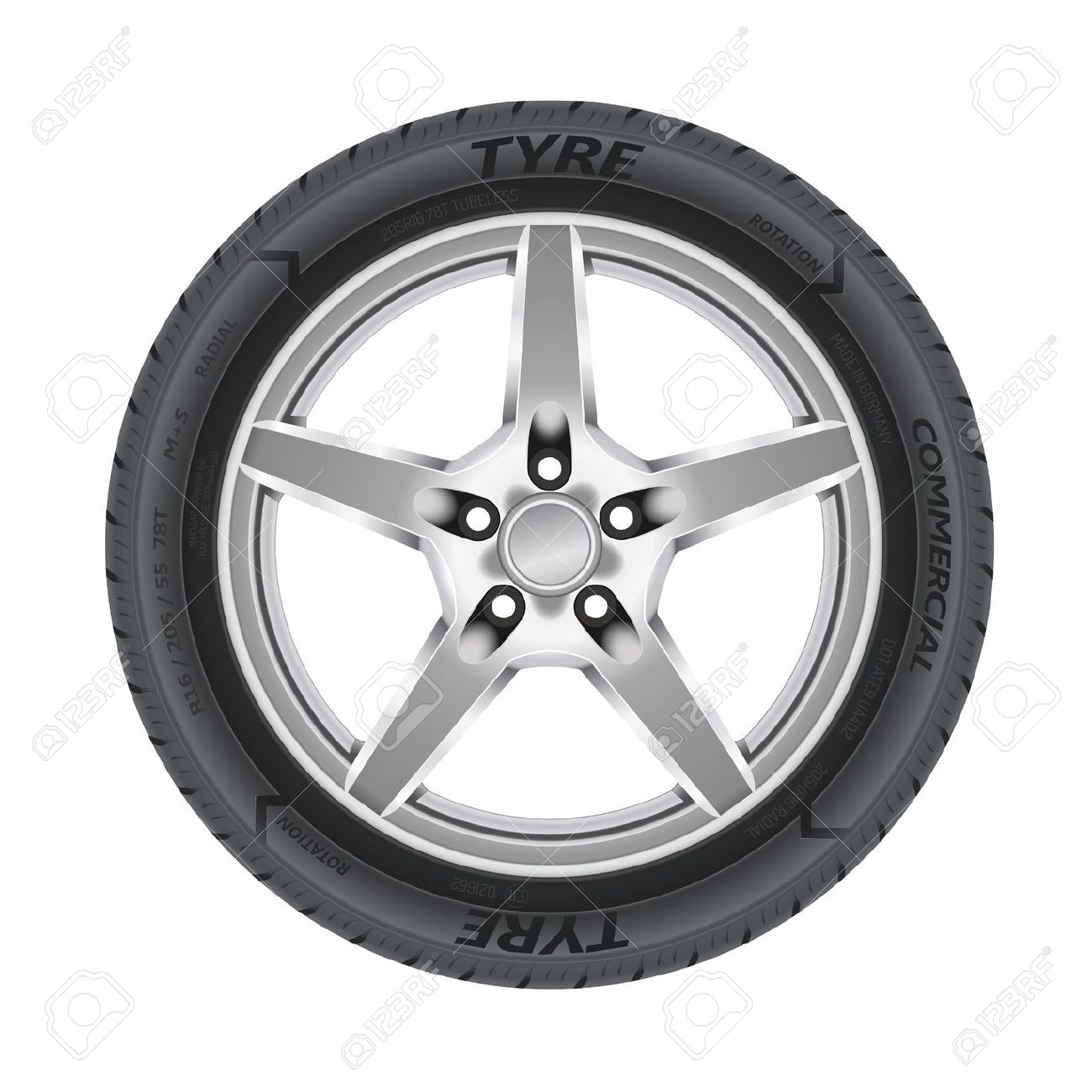 Alloy Wheel Clipart 20 Free Cliparts Download Images On