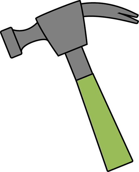Hammer clipart - Clipground