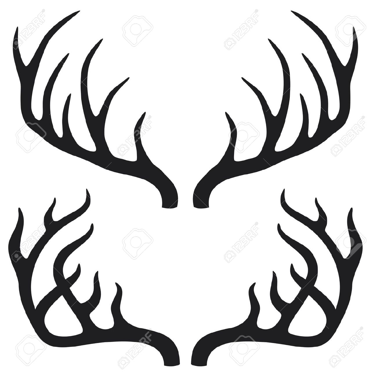 Antlers Clipart 20 Free Cliparts