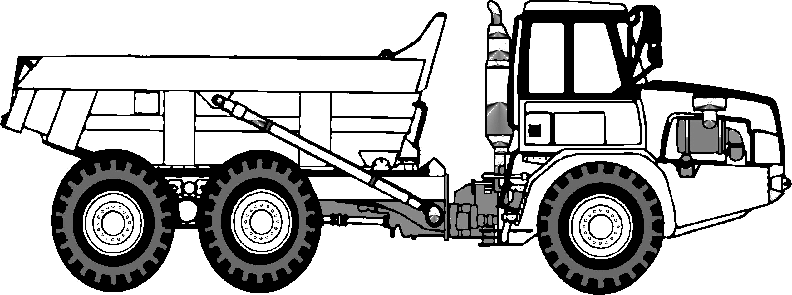 Articulated Vehicles Clipart 20 Free Cliparts