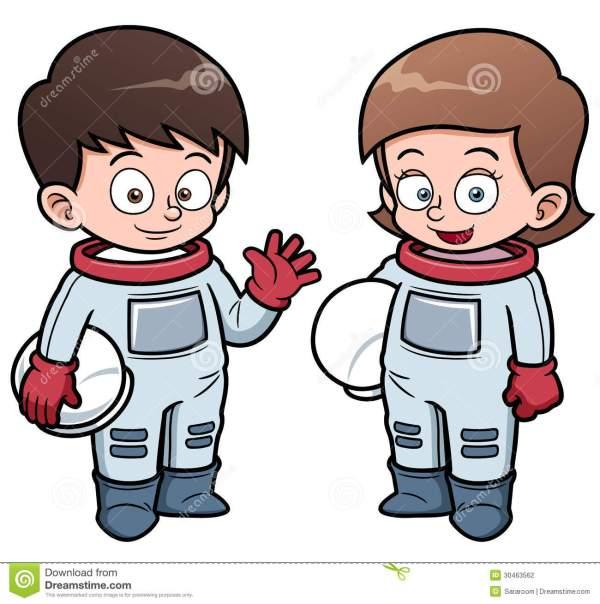 Astronauts clipart - Clipground