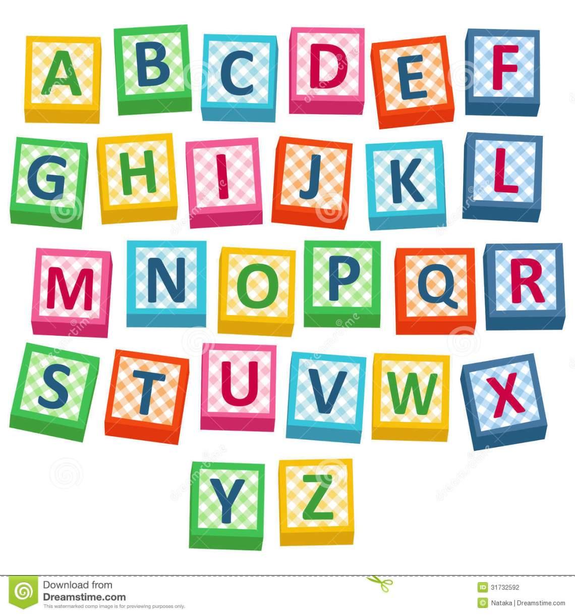 51ac86c1d3 Baby Blocks Alphabet Clipart Clipground