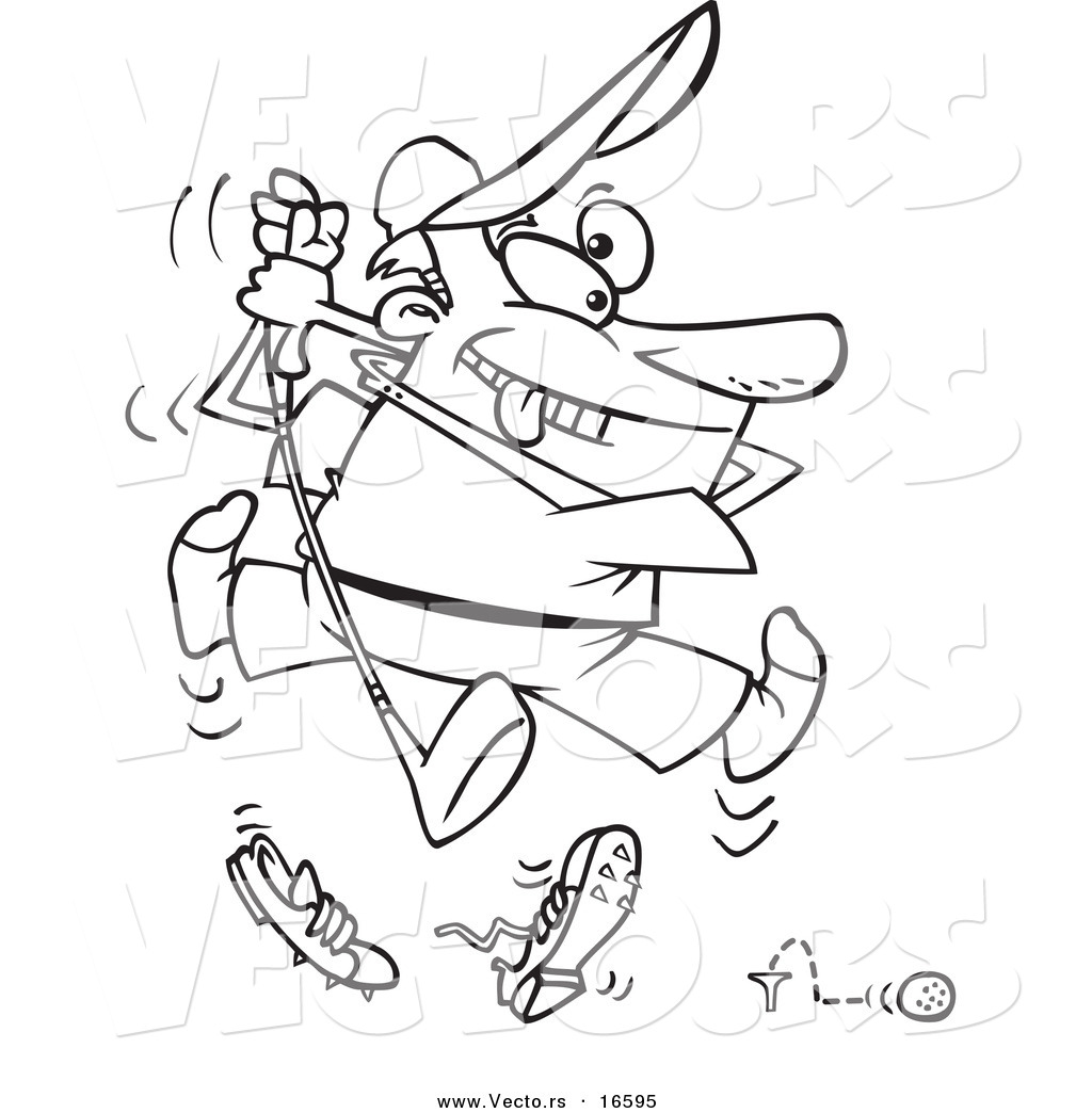 Bad Golfer Clipart 20 Free Cliparts