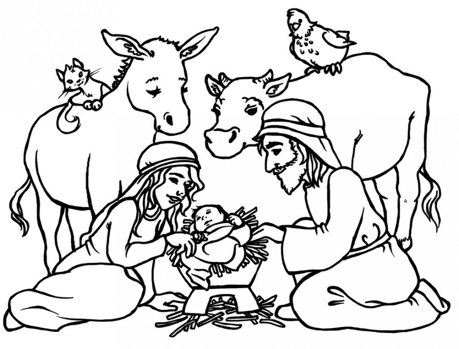Baptism Of Baby Jesus Clipart Clipground