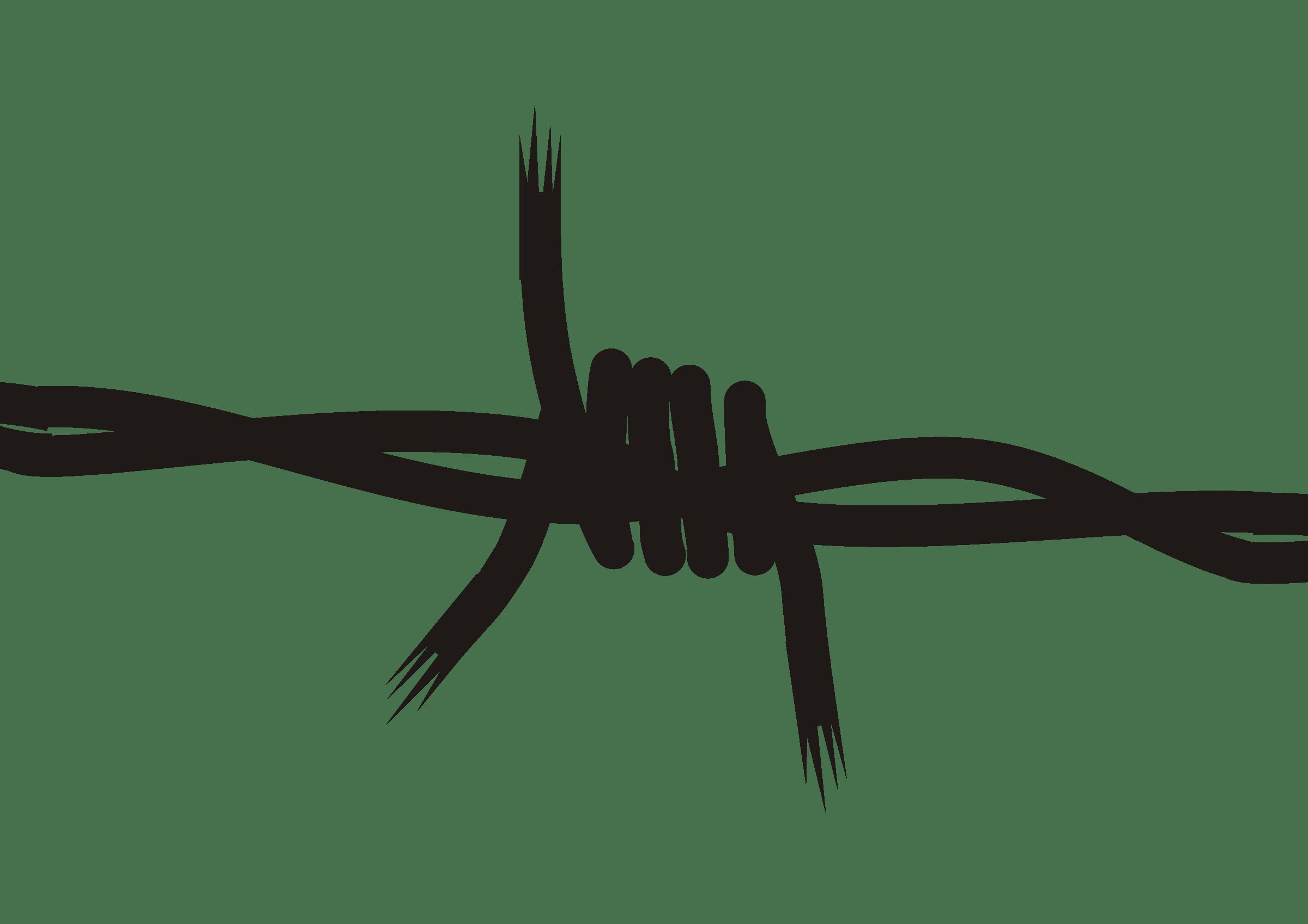 Barbwire Clipart