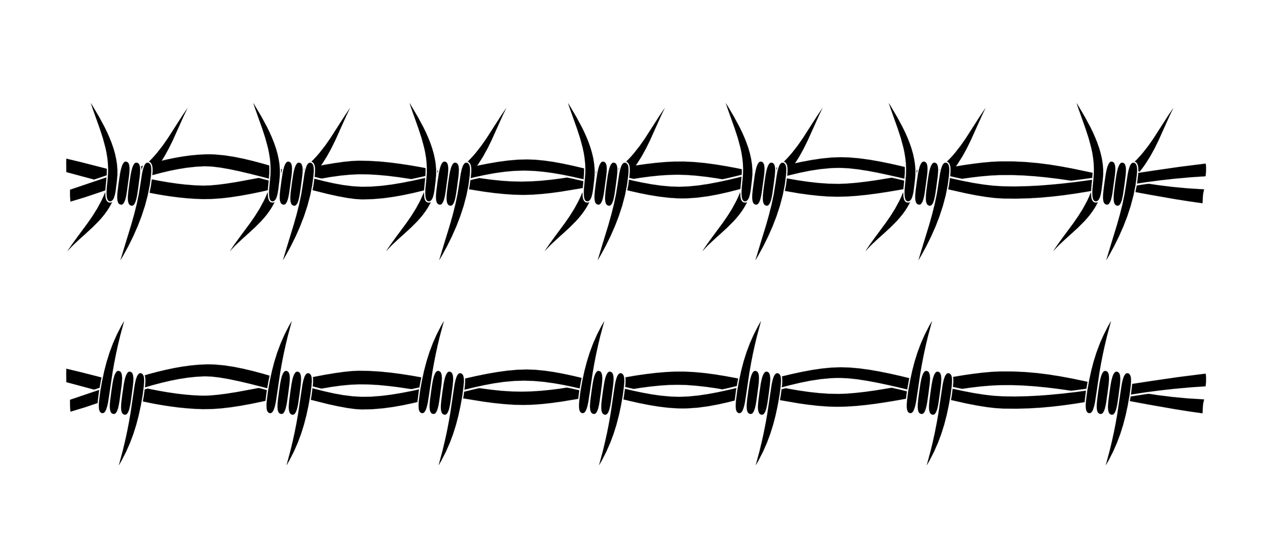 Barb Wire Clipart