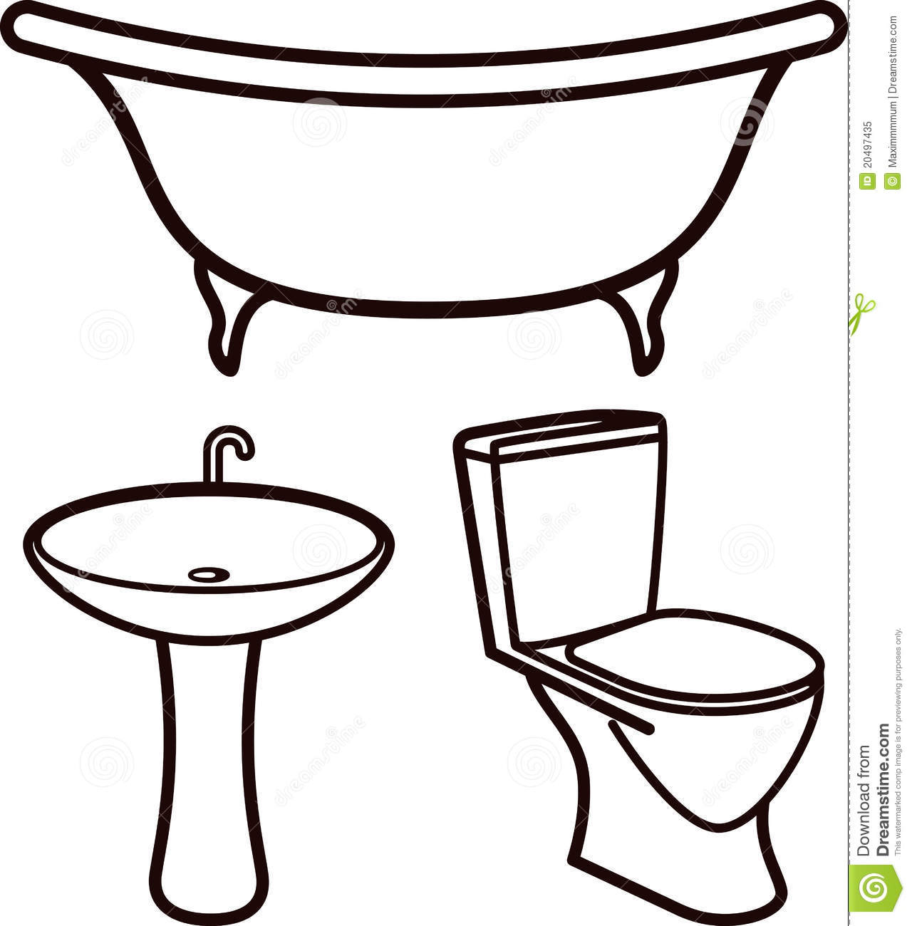 Bathroom Sink Clipart 20 Free Cliparts
