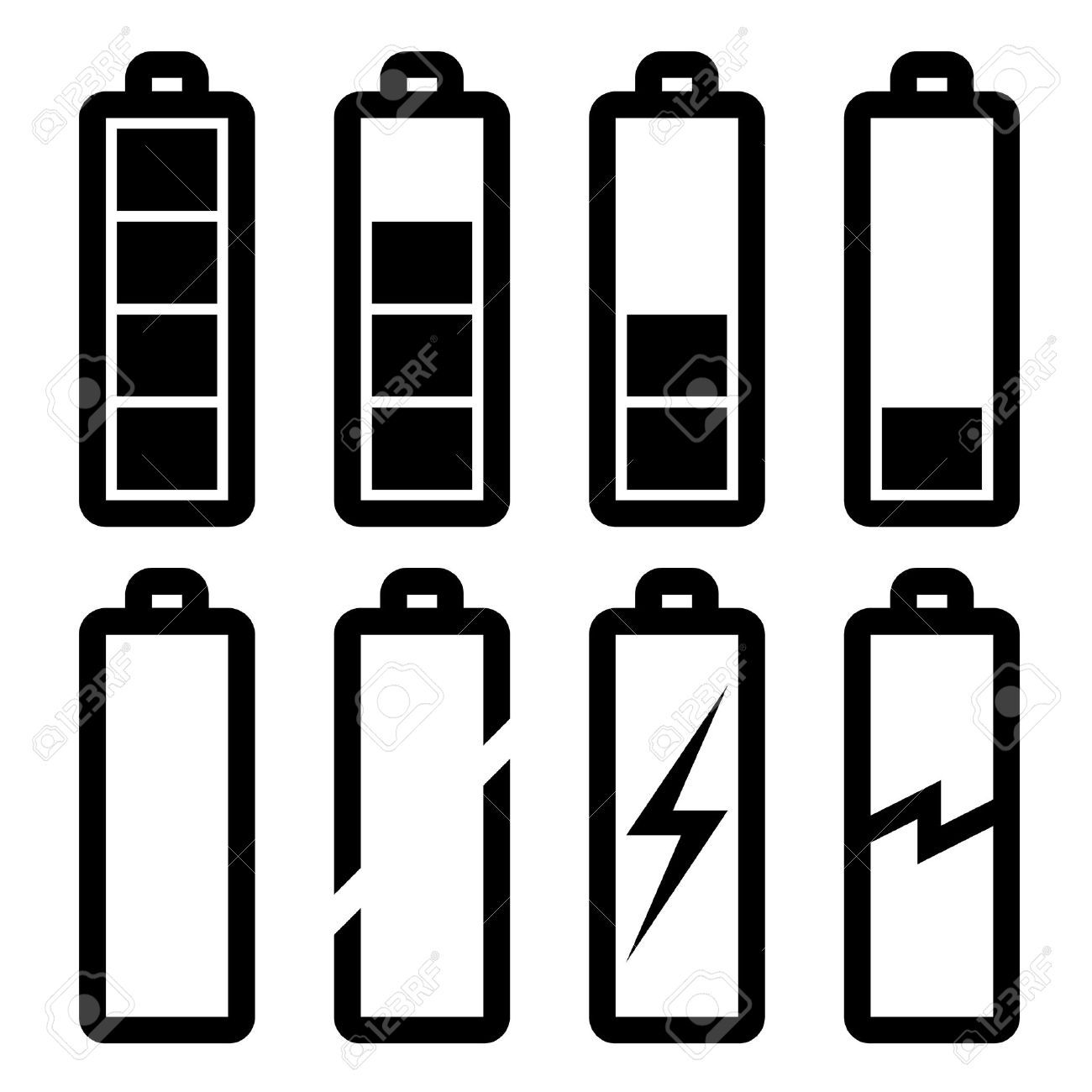 Battery Clipart Missing 20 Free Cliparts