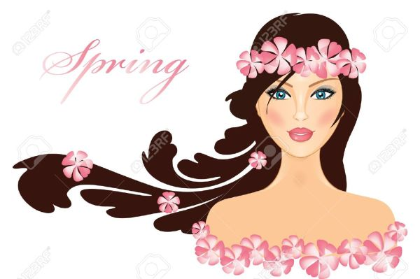 pretty girl face clipart 20 free Cliparts Download