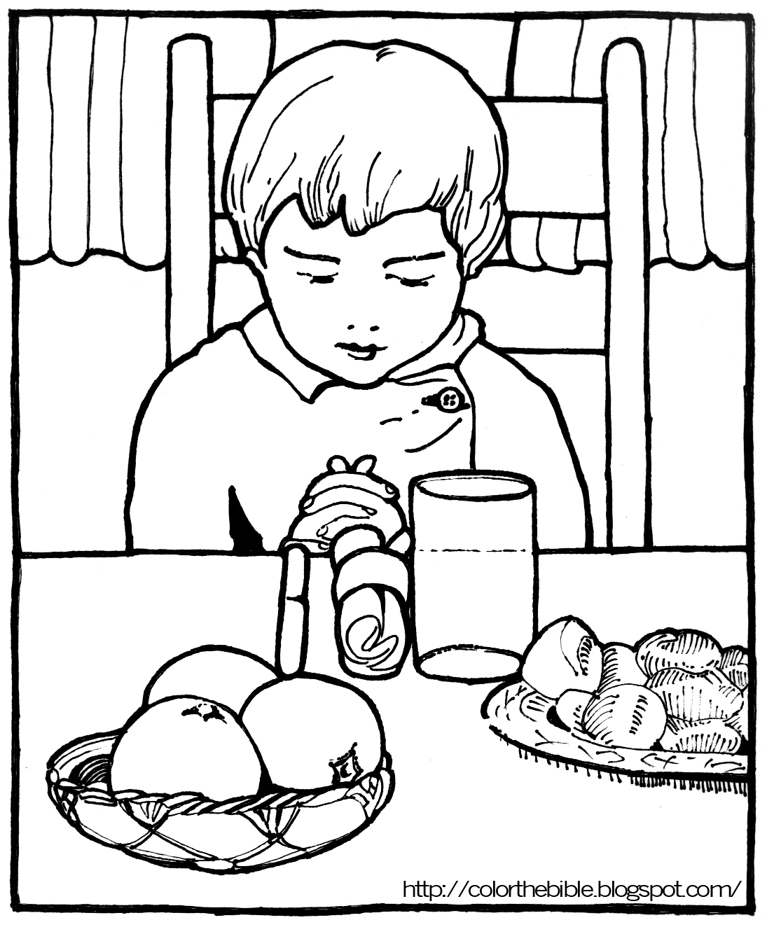 Before Eat Clipart