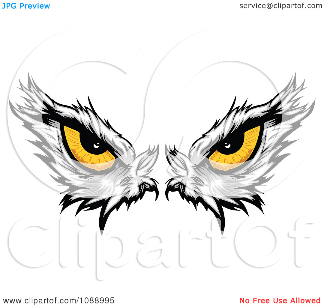 Bird Eye Clipart