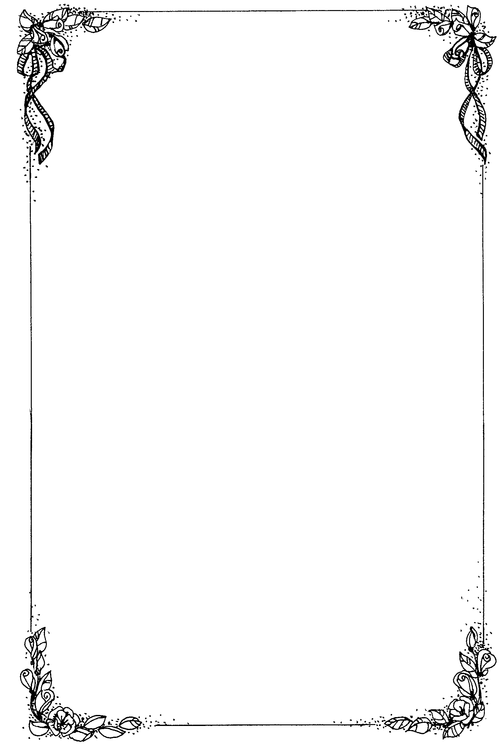 Clipart Borders That I Can Print On 20 Free Cliparts