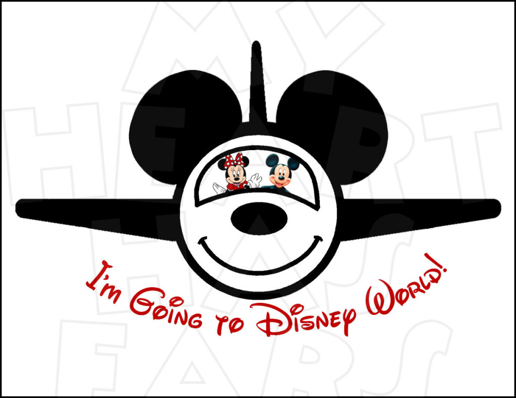 Walt Disney World Clipart
