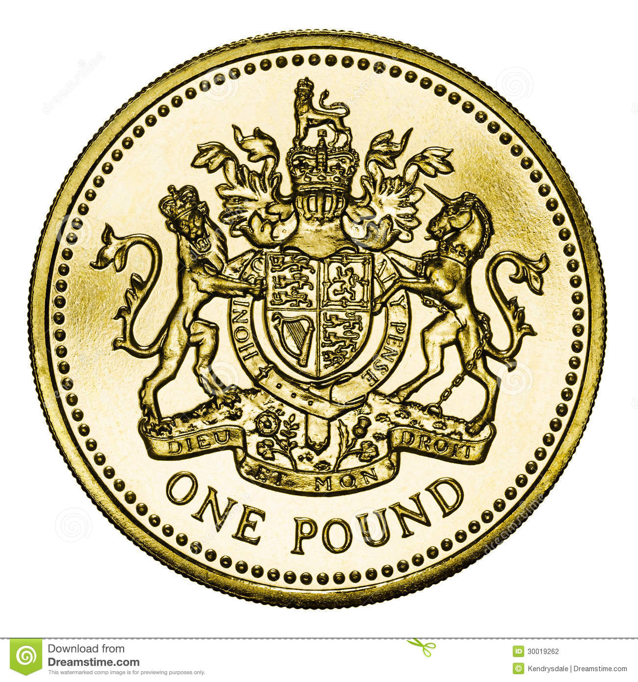 British Pound Clipart