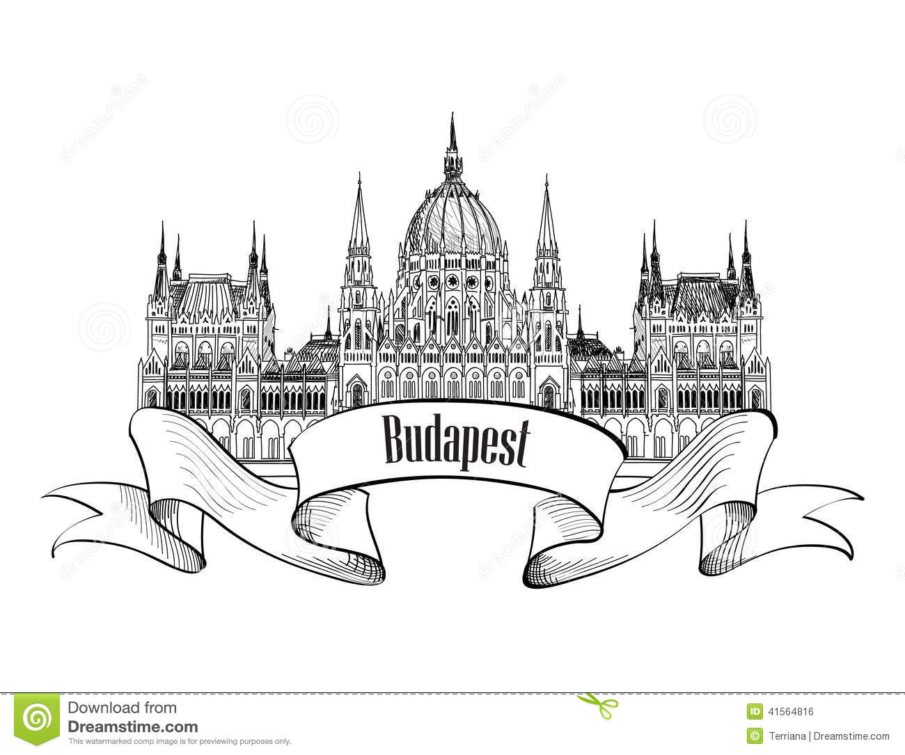 Budapest Clipart