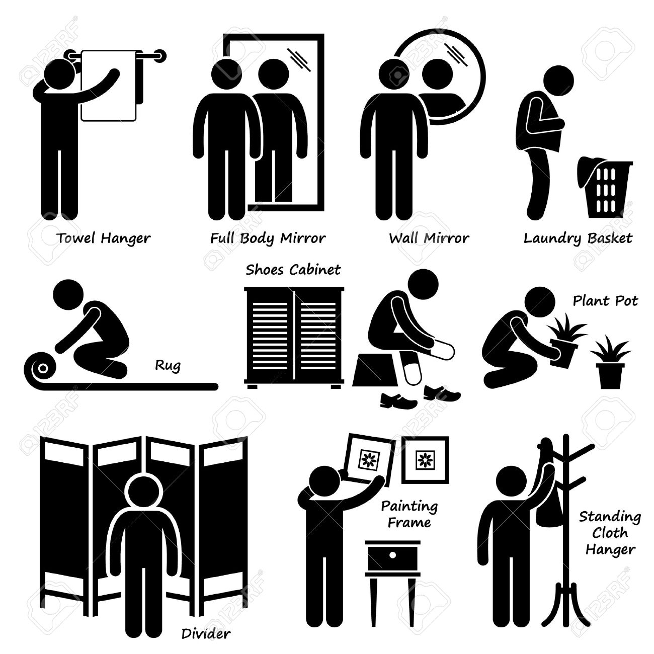 Cabinet People Clipart 20 Free Cliparts