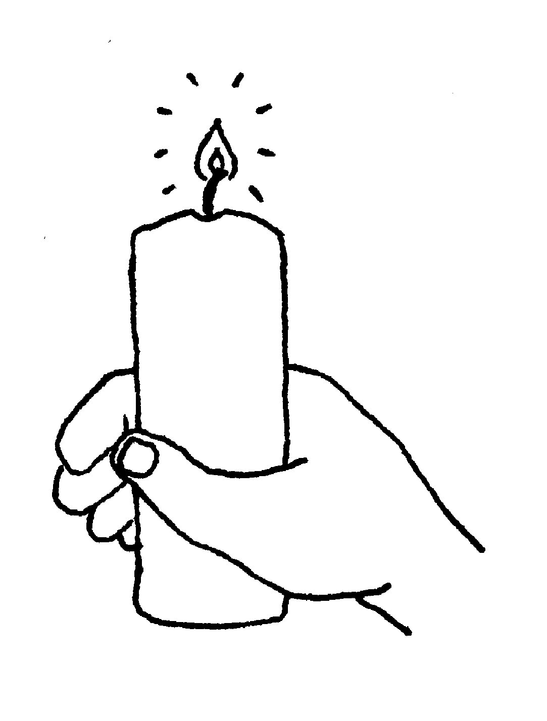 Candles And Crosses Clipart 20 Free Cliparts