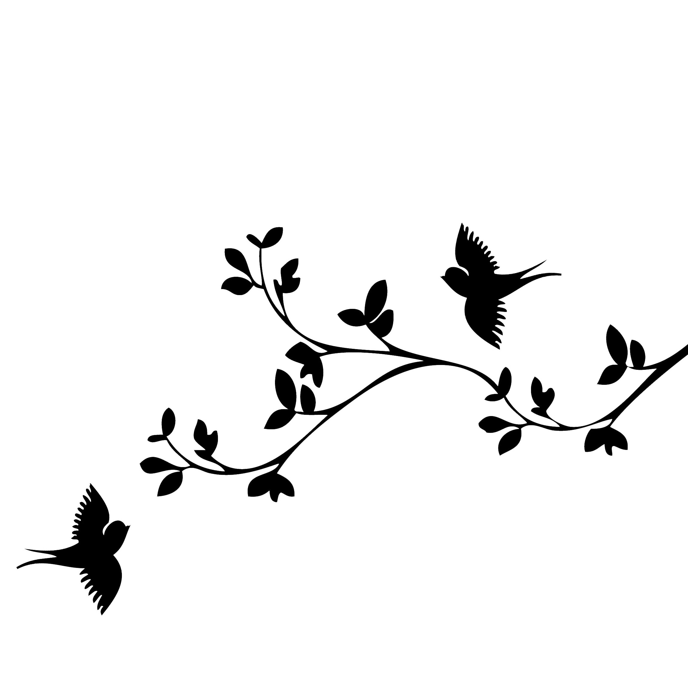 Cardinal Clipart Black And White Silhouette 20 Free