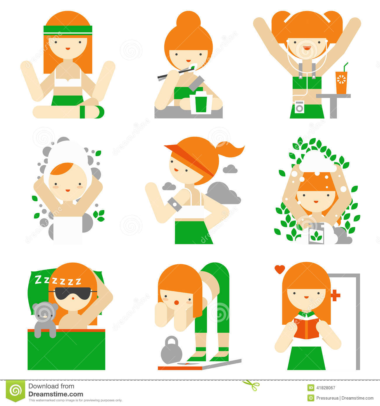 Care Of The Body Clipart 20 Free Cliparts