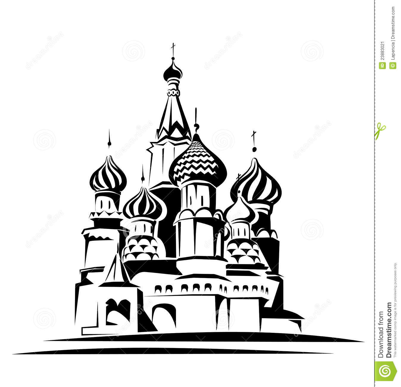 Saint Basil S Cathedral Clipart